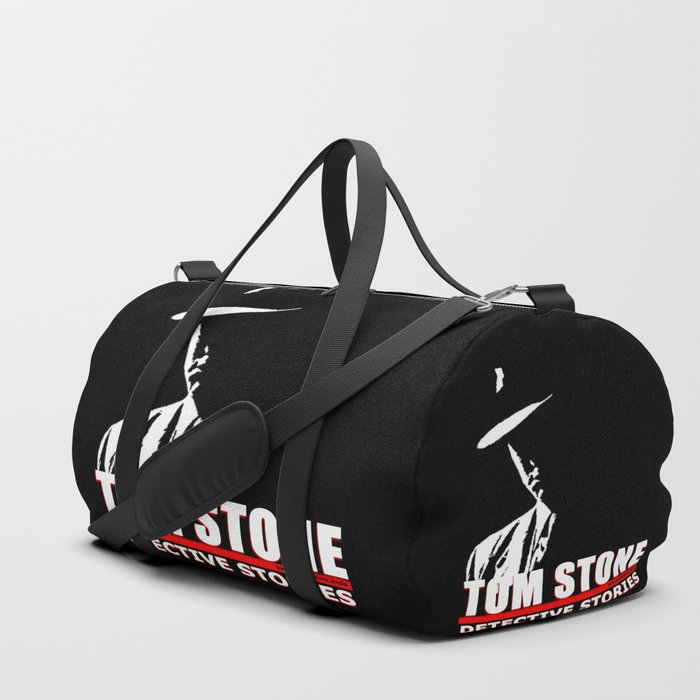 Tom Stone Detective Stories Duffle Bag