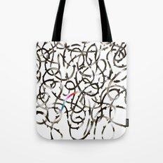 Unmapped 9 Tote Bag