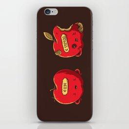 Marketing power (2014) iPhone Skin