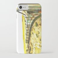 train iPhone & iPod Cases featuring Train by Mr and Mrs Quirynen