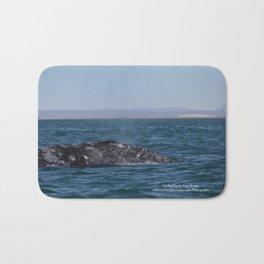 Cecilia, Pacific Gray Whale, Bath Mat