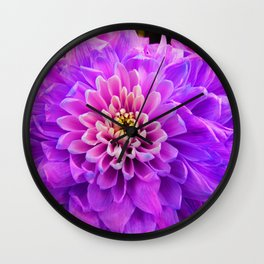 Pure and Bold Wall Clock