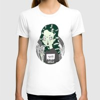 loll3 T-shirts featuring ☽ ZELINA ☾ by lOll3