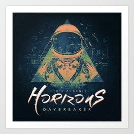 Horizons: Daybreaker Art Print