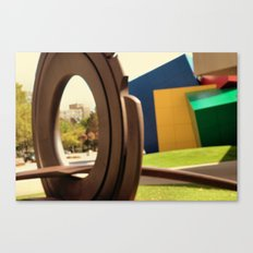 Strong Museum of Play Canvas Print