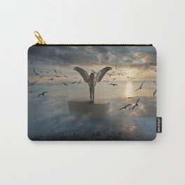 Birds of freedom Carry-All Pouch