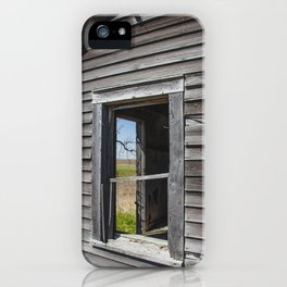 Adam Hoffman Homestead 6 iPhone Case