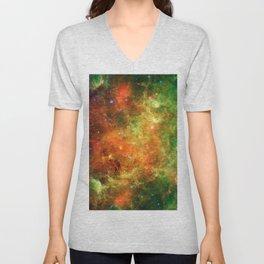 Star Cluster Unisex V-Neck