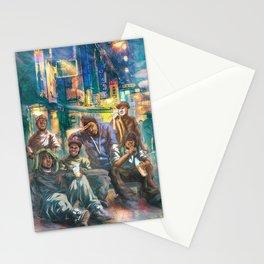 Green Ova Records Stationery Cards