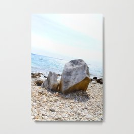 A Rock's Perspective Metal Print
