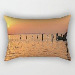 Nighttime Nuances Rectangular Pillow