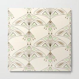 Art Deco 33 Metal Print