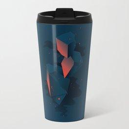 Crystalized Matter Travel Mug