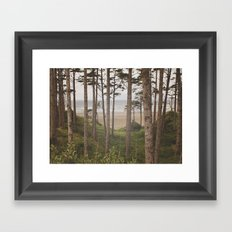 Dreamy Ocean Framed Art Print