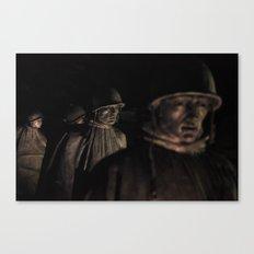 The Forgotten  Canvas Print