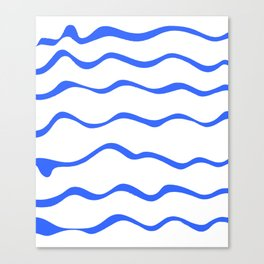 Mariniere marinière – new variations I Canvas Print