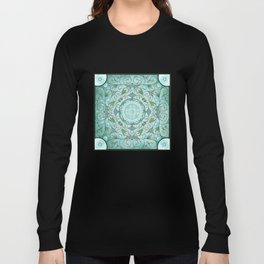 Balance of Nature Healing Mandala Long Sleeve T-shirt