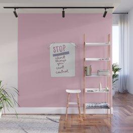 It's ok! Wall Mural