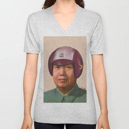 Helmet Mao Unisex V-Neck