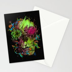 DEATH DREAM OF A FIREFLIES Stationery Cards
