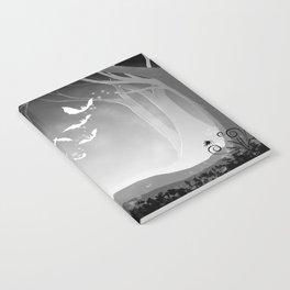 Dark Forest at Dawn Notebook