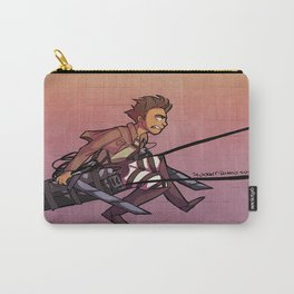 Swinging Eren Carry-All Pouch