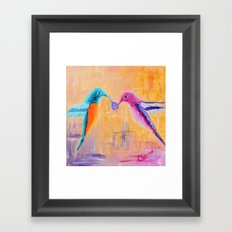 Lover | Amoureux Framed Art Print