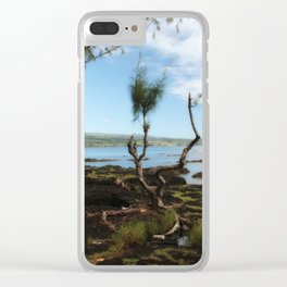 Island Livin' Clear iPhone Case