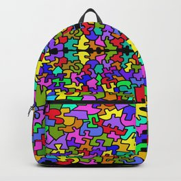New Puzzle Backpack