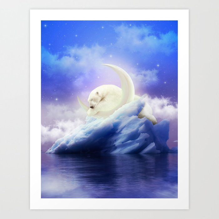 Guard Your Heart. Protect Your Dreams. Art Print