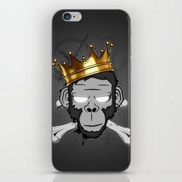 The Voodoo King iPhone Skin
