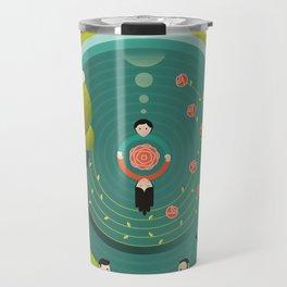Wonderful (What a Wonderful World) Travel Mug