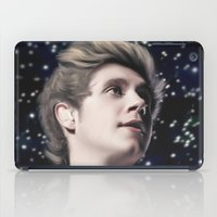niall iPad Cases featuring Niall OTRA by Clara J Aira