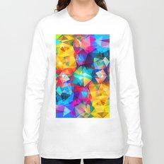 Summer Triangles Long Sleeve T-shirt