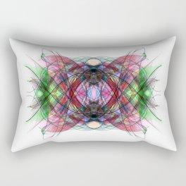 Freedom to Change ~ Chamuel Rectangular Pillow