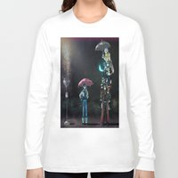 dramatical murder Long Sleeve T-shirts featuring Dramatical Murder - My Neighbors... by Lalasosu2