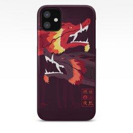 Original Bending Masters Series: Ran and Shaw iPhone Case