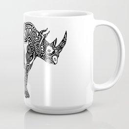 Rhino by Floris V Coffee Mug