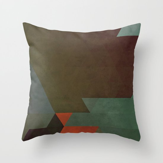 BYX Throw Pillow