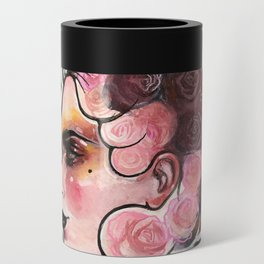 Ouija voodoo woman Can Cooler