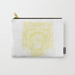 Rise, Resist for Alt-NPS (yellow lines) Carry-All Pouch