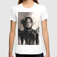 mockingjay T-shirts featuring MOCKINGJAY by shochat