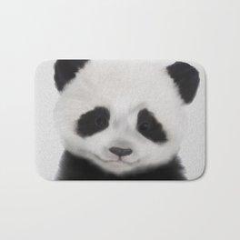 Baby Panda Print, Nursery Animal - Printable Wall Art - Kids Bedroom Poster, Boys Room Decor Bath Mat