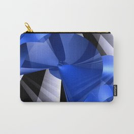3D abstraction -03- Carry-All Pouch