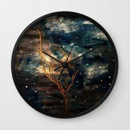 Emote Introspection Wall Clock