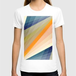 Abstract Geometric Shape 01 T-shirt