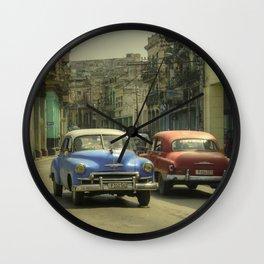 Classic Havana Wall Clock