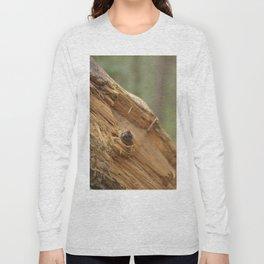 broken tree Long Sleeve T-shirt