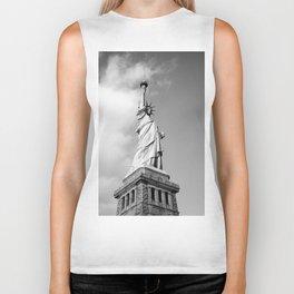Lady Liberty - NYC Biker Tank