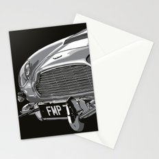 THE Bond Car. Stationery Cards